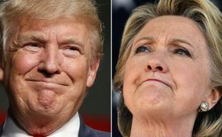 Trump no impulsará más investigaciones contra Clinton