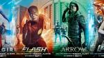 """Supergirl"": mira los pósters del crossover con ""The Flash"" - Noticias de stephen amell"