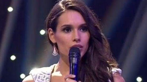 Miss Chile se roba la noche con opinión sobre matrimonios igualitarios