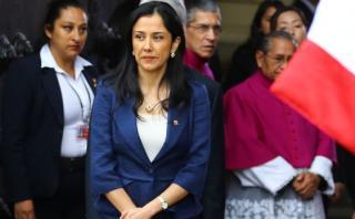 Nadine Heredia fue nombrada funcionaria de la FAO en Suiza