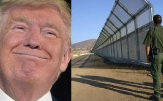 Cementera mexicana ofrece construir el muro propuesto por Trump