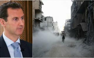 """Francia: Assad quiere una """"guerra total"""" en Siria"""