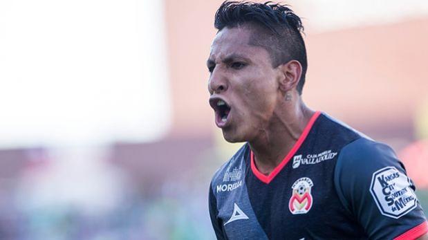 El colombiano Dayro Moreno es el máximo goleador del torneo mexicano