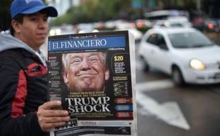 [BBC] Las empresas mexicanas que se beneficiarían con Trump
