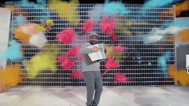 """""""The One Moment"""", el video más rápido de """"Ok Go"""""""
