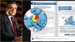 Francia: Mapa de la Guerra Fría agita campaña presidencial