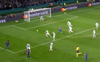 Golazo de Messi: gran pase de Neymar y definición de zurda