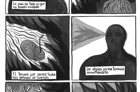 "Eduardo Yaguas: ""A los personajes les deben pasar cosas malas"""