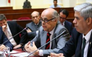 """""""En transferencia no se habló de tratativas de Nadine con FAO"""""""