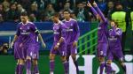 Real Madrid venció 2-1 Sporting Lisboa por la Champions League - Noticias de jose vicente silva
