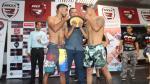 MMA en Perú: peruano Méndez contra ecuatoriano Jiménez en FFC - Noticias de ian pool