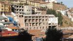 Cusco: evaluarán posible daño por construcción de hotel - Noticias de starwood hotel
