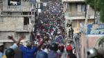 Haití espera resultados electorales con violentas marchas - Noticias de huracán matthew