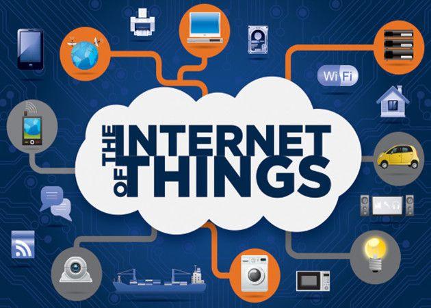 El Internet de las cosas funciona para interconectar una amplia gama de aparatos eléctricos y tecnológicos que nos rodean. (Fuente: Muy Computer)