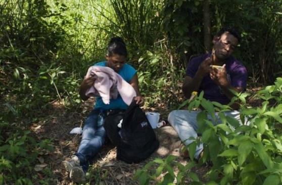 De México rumbo a EE.UU.: La dura ruta de las mujeres migrantes