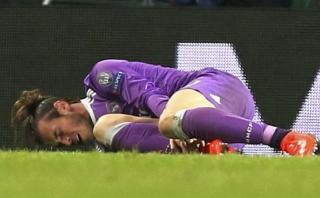 Real Madrid: Gareth Bale se perderá clásico contra Barcelona