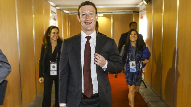 Mark Zuckerberg defendió la educación personalizada en APEC