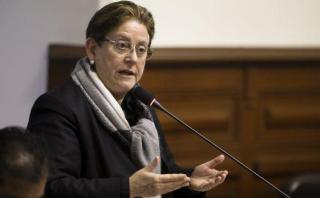 Alcorta acusa al gobierno de complicidad en salida de Nadine
