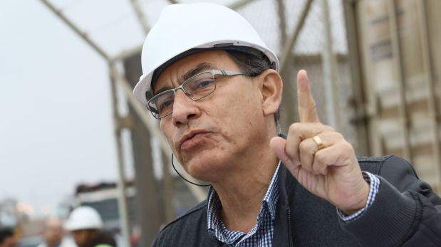 MTC sobre Chinchero: El problema es que tuvo un contrato malo