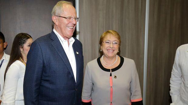 El Congreso autorizó la visita oficial de PPK a Chile