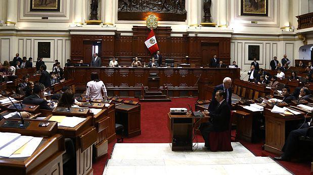 Congreso pide a la FAO dejar sin efecto designación de Nadine