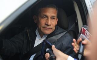 Ollanta Humala no ha salido del país, según Migraciones