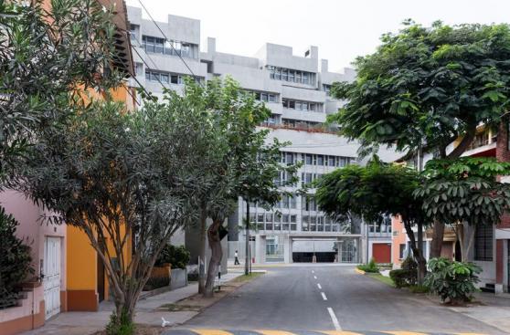 UTEC: el mejor edificio del mundo, un moderno Machu Picchu