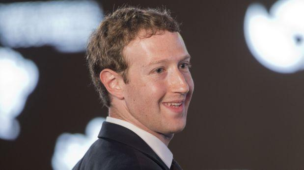 Facebook: el mensaje de Mark Zuckerberg por Acción de Gracias