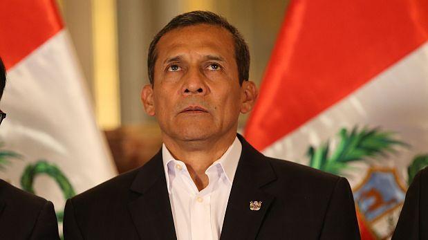 Ollanta Humala es cuestionado por movidas inmobiliarias