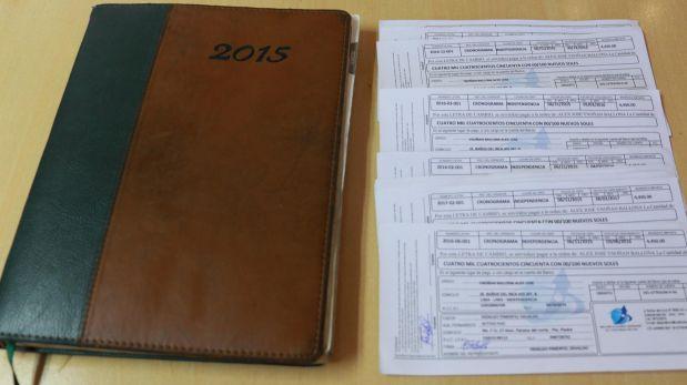 Buscan a usuario que olvidó documentos valorizados en S/65 mil