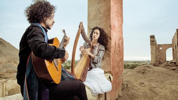 Andrés Prado y Lorena Vindel se unen en concierto