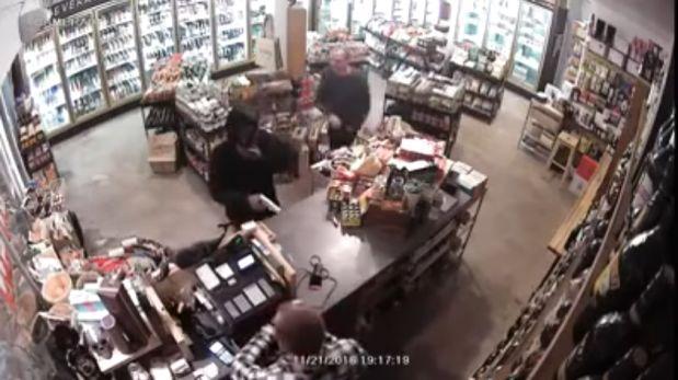 YouTube: delincuente fue ajusticiado durante asalto en EE.UU.