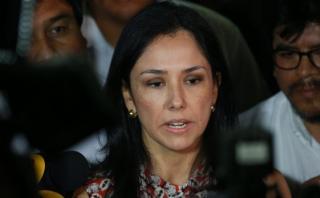 "FAO: ""Nadine Heredia no ha sido condenada por ningún tribunal"""