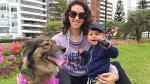 Criar niños con mascotas adoptadas, una lección de vida - Noticias de pamela barrera