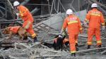 Así quedó la central china tras derrumbe que mató a más de 60 - Noticias de li keqiang
