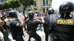 Cercado de Lima: la violencia tras la toma de la Villarreal - Noticias de universidad federico villarreal