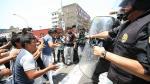 Alumnos de la Villarreal se enfrentan por toma de universidad - Noticias de universidad nacional federico villarreal