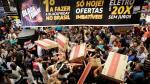 Black Friday: Día de locura en los supermercados del mundo - Noticias de compras navidenas