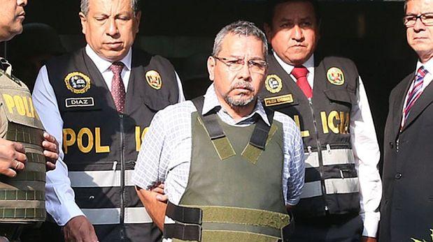 Narco que estuvo prófugo por 20 años fue trasladado a Lima
