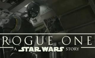 """""""Star Wars: Rogue One"""": nuevo tráiler muestra más de K-2SO"""