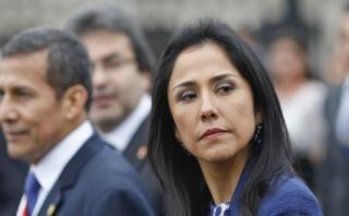 Fiscalía pide prisión preventiva para Nadine Heredia