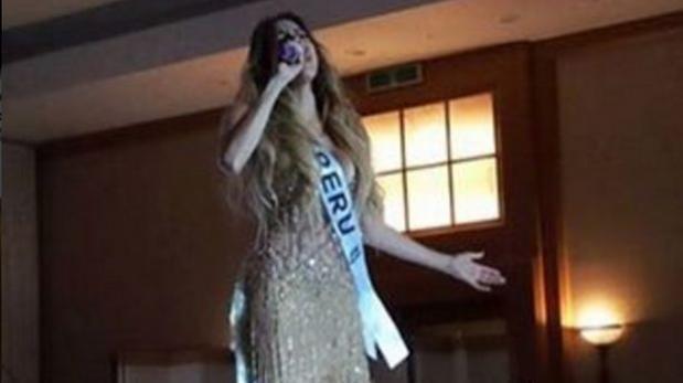 Milett canta en Miss Supertalent y concursantes reaccionan así