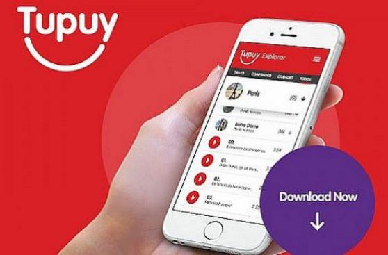 Tupuy realizará más audioguías para países del Asia-Pacífico