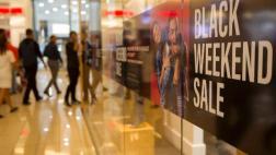 Black Friday: Wall Street cierra con un máximo histórico