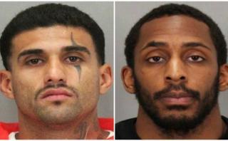 EE.UU.: Dos presos cortan barrotes y escapan de prisión
