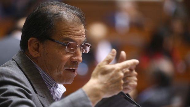 Congresista del Frente Amplio denunció amenaza de muerte