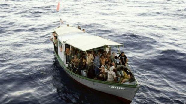 Más de 100.000 cubanos salieron de la isla con destino a Miami durante el