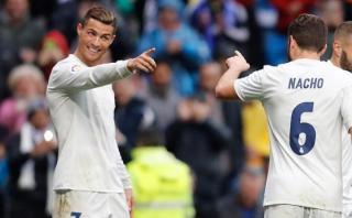 Gol de Cristiano en genial jugada colectiva de Real Madrid