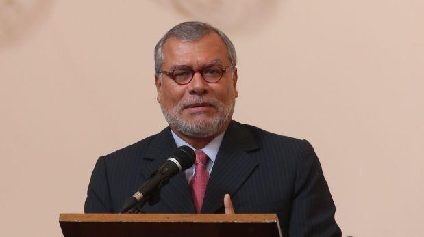 José Ugaz: Heredia debió postergar aceptación del cargo en FAO
