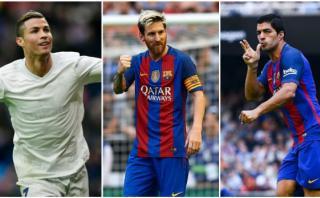 Liga española: mira cómo va la tabla de goleadores